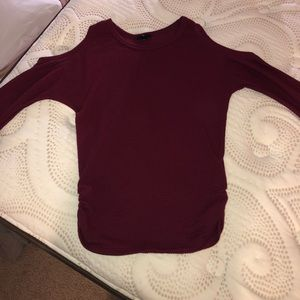 Cold Shoulder Sweater from Papaya